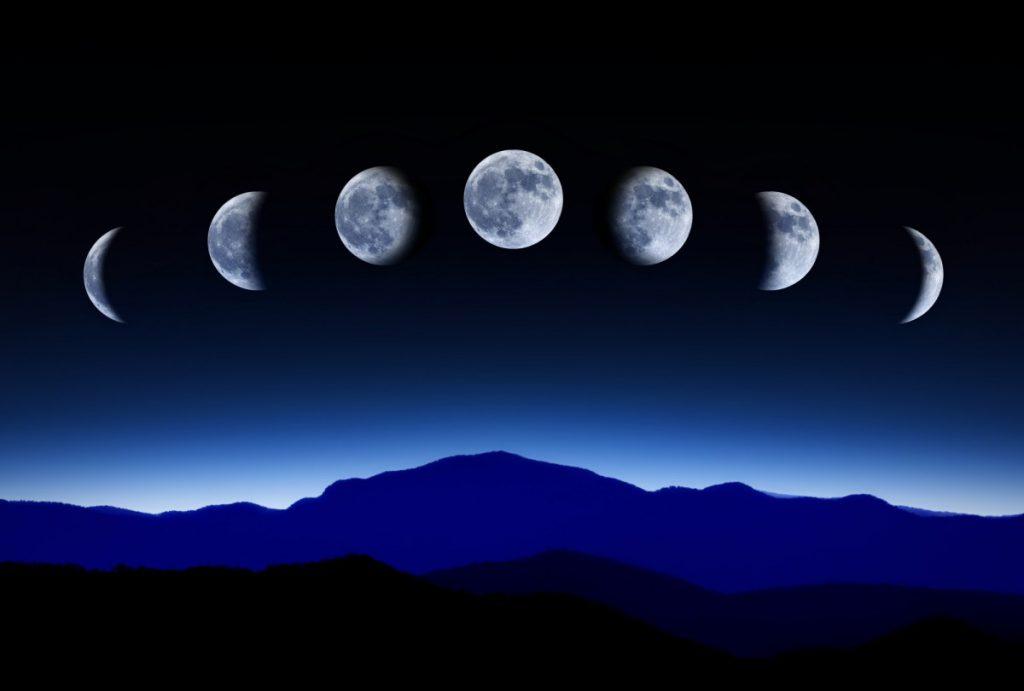 Лунный календарь на февраль 2020 года фазы луны благоприятные дни
