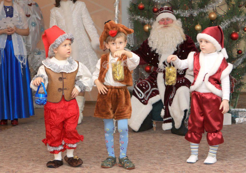 Конкурсы на Новый Год 2019 2020 новогодние игры и развлечения для детей
