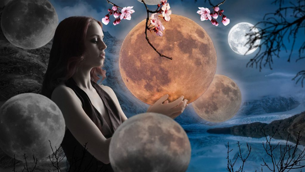 Лунный календарь на январь 2020 года фазы луны благоприятные дни