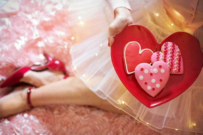 Признание в любви 2020 на День Святого Валентина