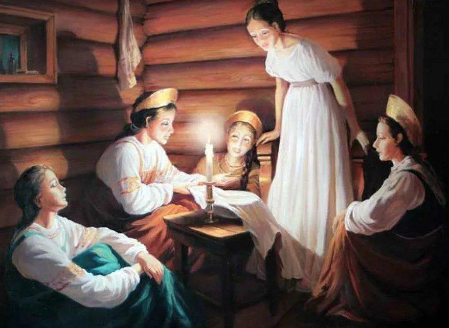 Гадания на Крещения 2020 в домашних условиях