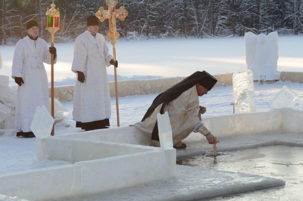 Какого числа Крещение в 2020 году