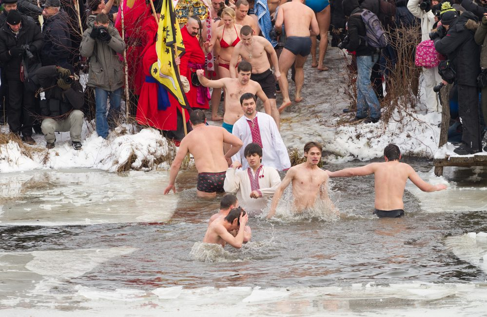 Что нельзя делать на Крещение 19 января 2020 года?