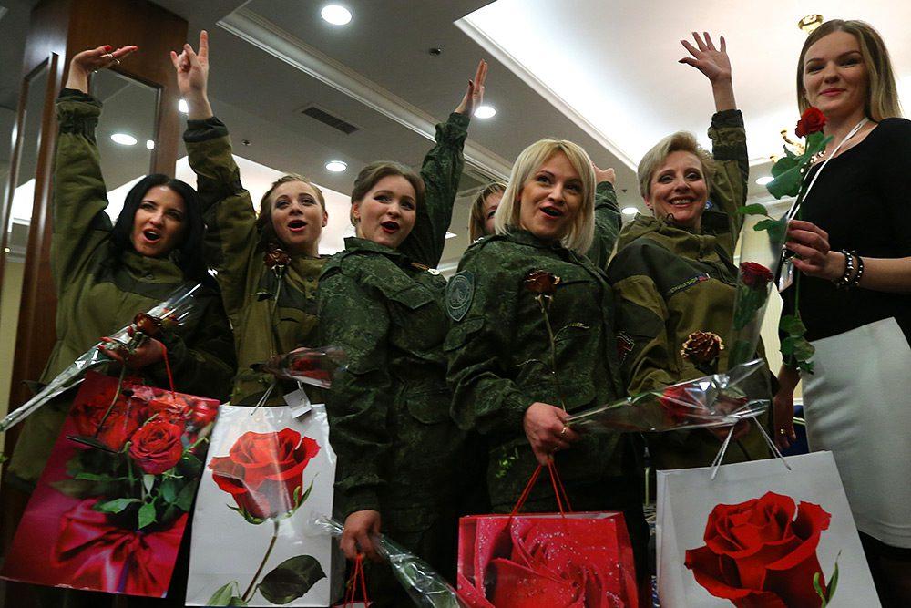 Как будут отдыхать в ДНР на 8 марта