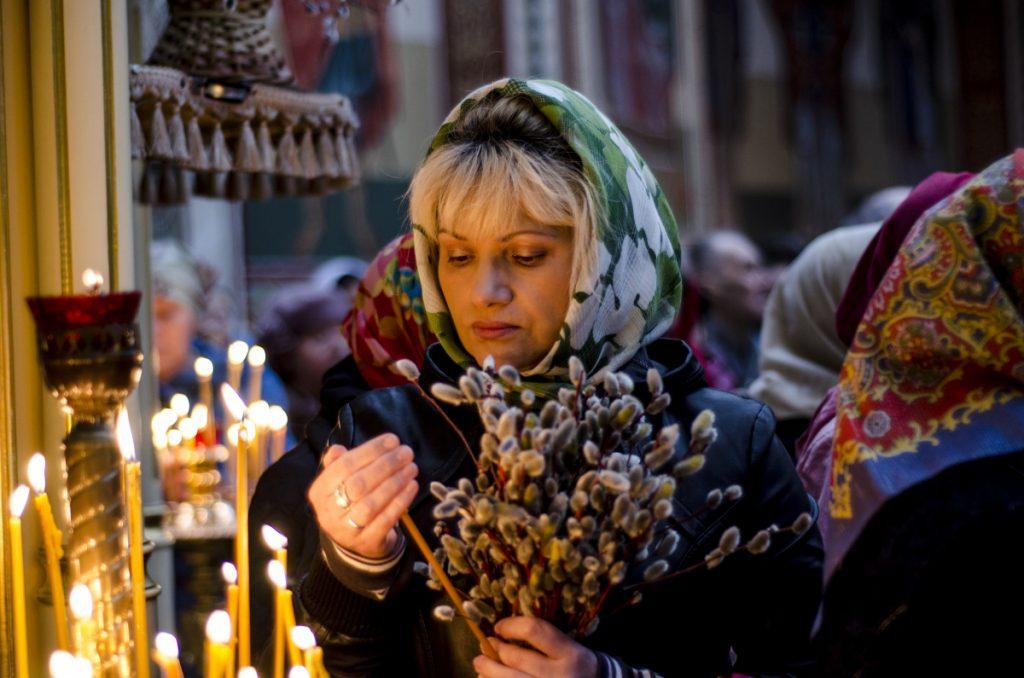 Вербное воскресенье 2020 года какого числа православная календарь