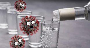 Алкоголь против коронавируса миф или реальность