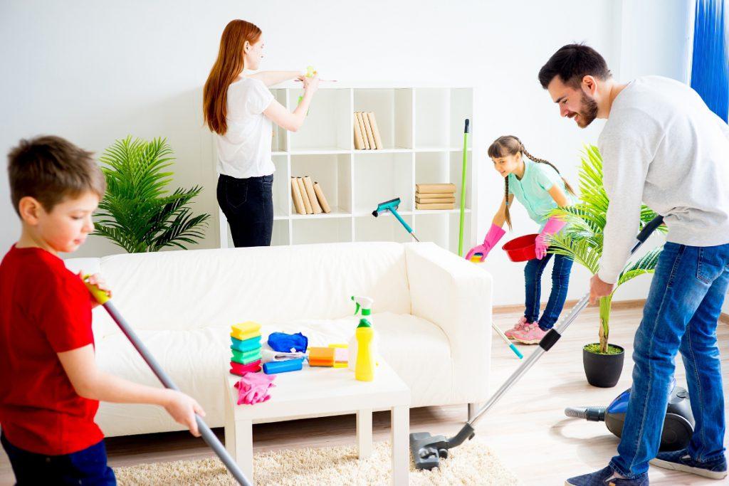 Чем обрабатывать квартиру от коронавируса?