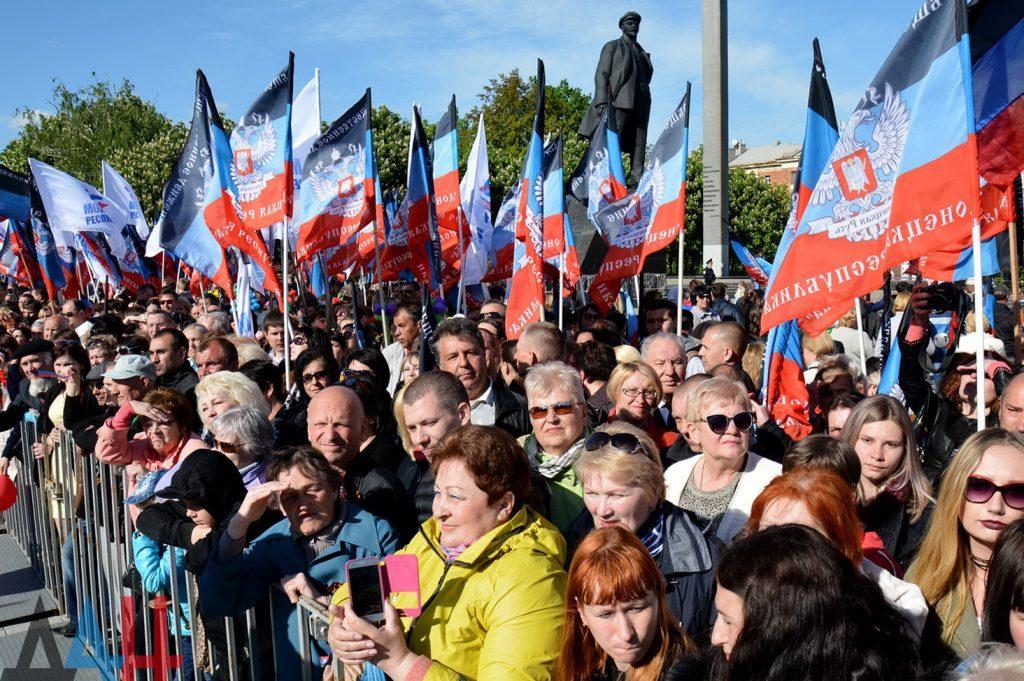 Праздники в апреле, мае 2020 в ДНР
