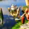Лунный календарь рыболова на февраль 2021 года